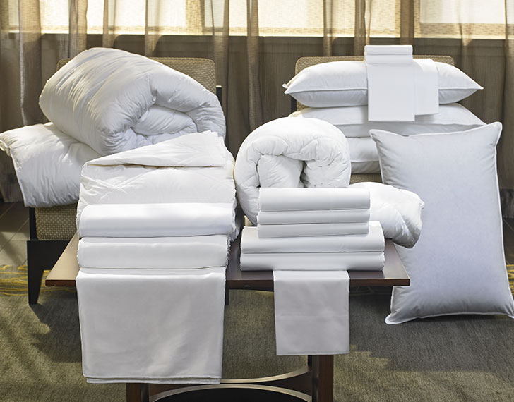Deluxe Bed Amp Bedding Set Sheraton Store