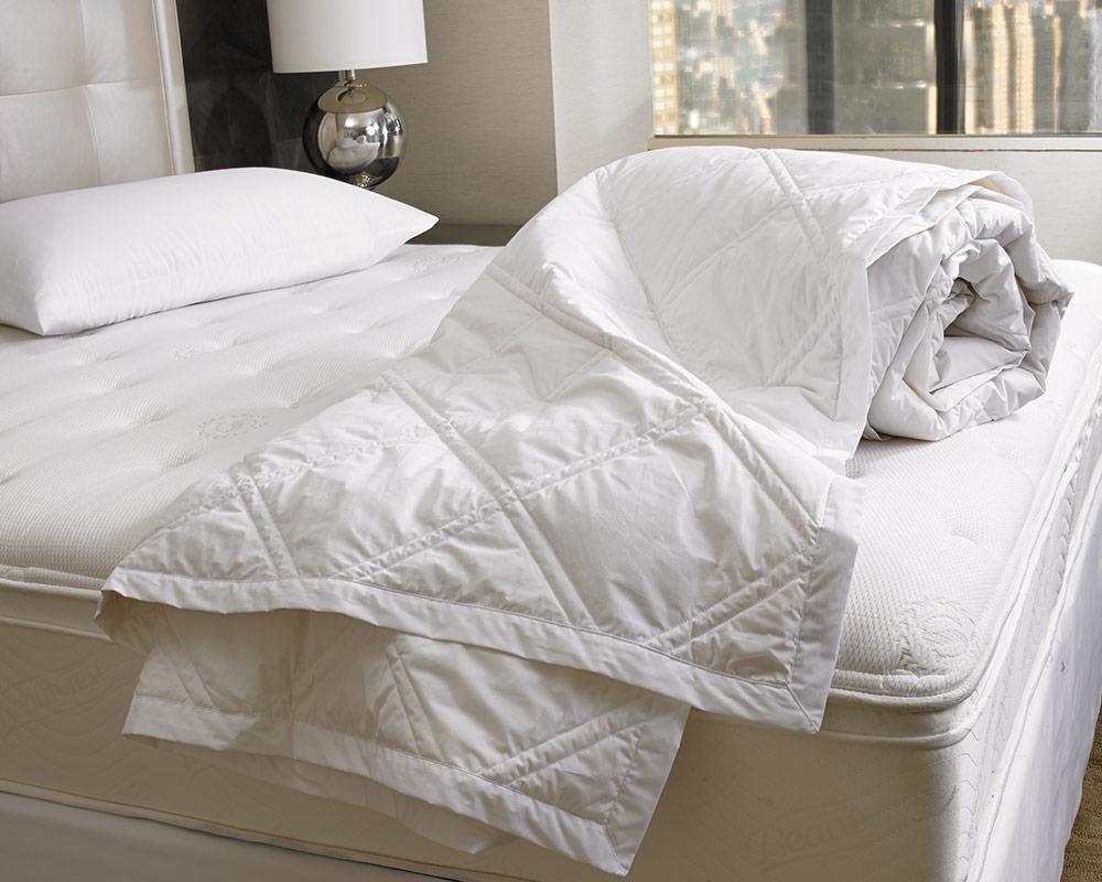 diamond down blanket - Down Blankets